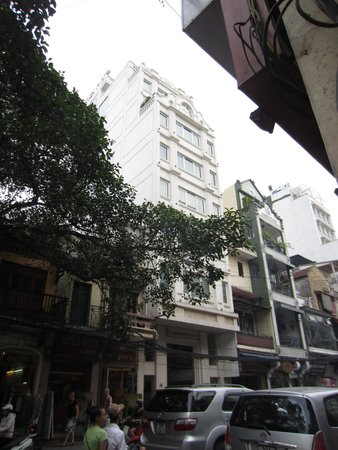 Church Boutique Hotel Hang Gai: Exterior