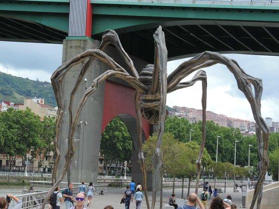 Museo Guggenheim de Bilbao: guggenheim