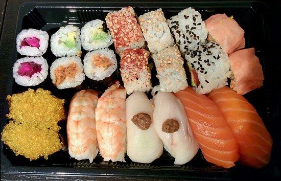 Sumo: El mejor sushi de Bilbao
