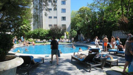 Tivoli Lisboa: Pool
