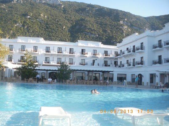 Mitsis Galini Wellness Spa & Resort: awasome..!