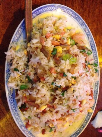 Han Court Chinese Restaurant : Special fried rice