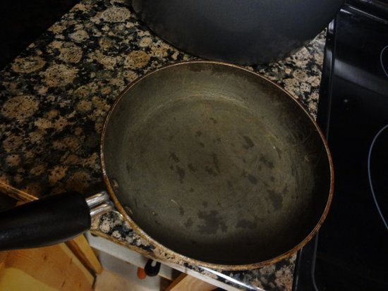 Smoky Mountain Lodging : A Kings Lodge skillet