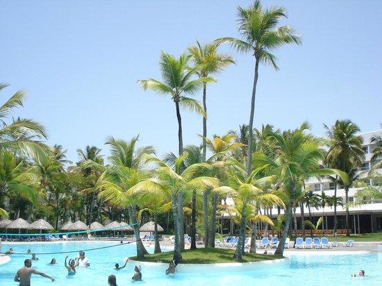 Hotel Riu Naiboa: Piscina