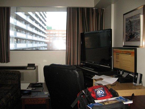 The Business Inn & Suites: Salon