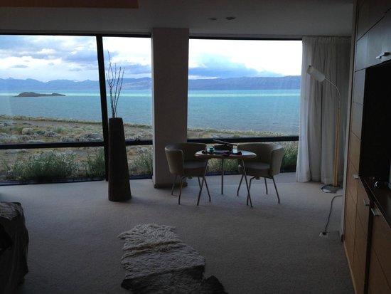 Design Suites Calafate: Visão do interior do quarto