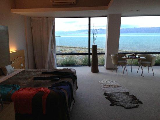 Design Suites Calafate: Visão do maior lago Argentino