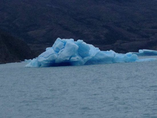 Design Suites Calafate: Blocos de gelo à deriva no lago