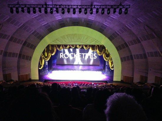Radio City Music Hall: Show Spetacular Christmas com as Rockettes