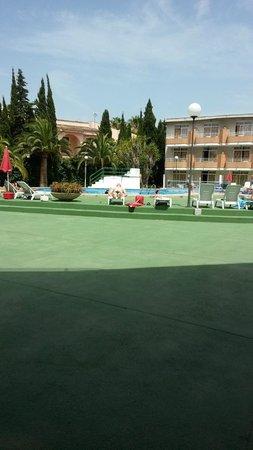 Appartamentos Club Sa Coma: Pool