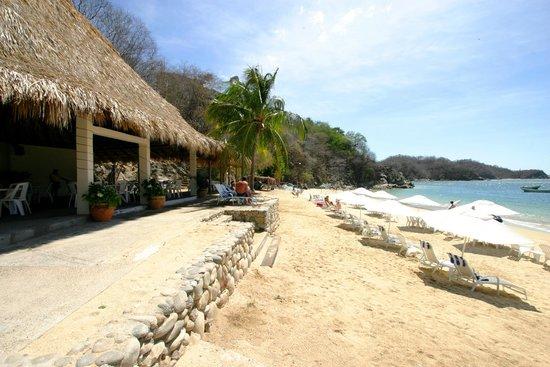 Marina Hotel & Resort: NUESTRA PACÍFICA PLAYA