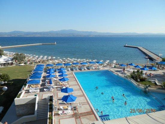 Palmariva  Beach Bomo Club : Great sea view rooms
