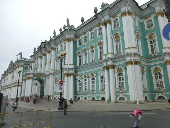 The hermitage st petersburg russia picture of spb for Tour hermitage