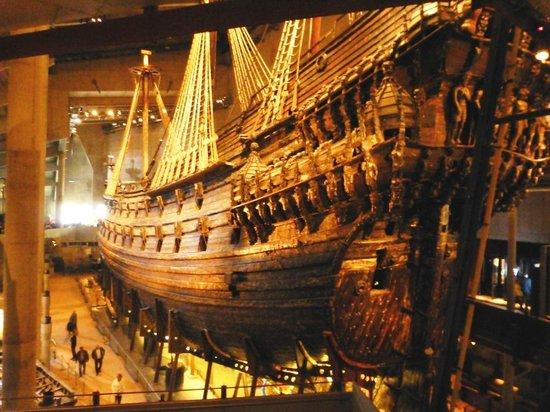 SPB Tours : Vasa Ship - Stockholm