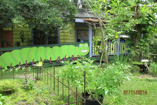 The Children's Garden: Butterfly Garden