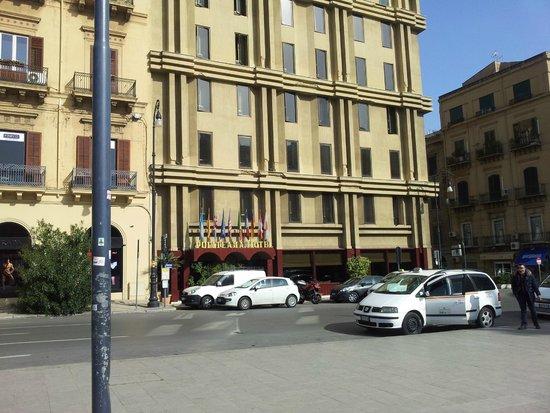 Politeama Palace Hotel: Esterno
