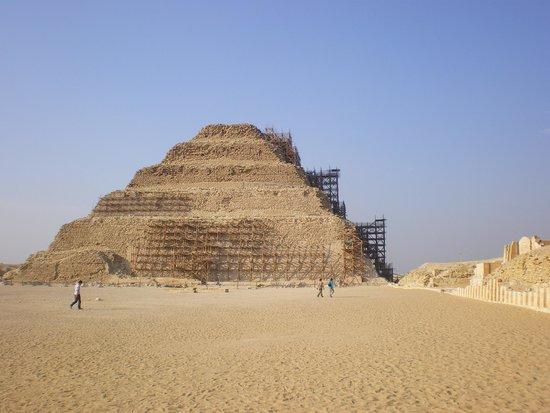 Saqqara (Sakkara) Pyramids: Piramide de Saqqara