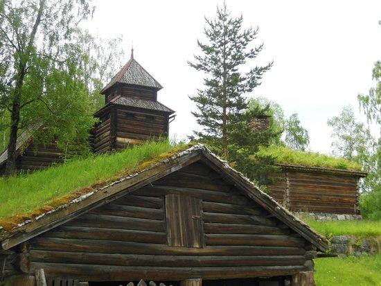 Maihaugen Open-Air Museum: Maihaugen buildings