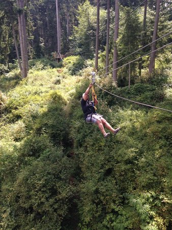 Canopy Tours Northwest: Zipping through paradise