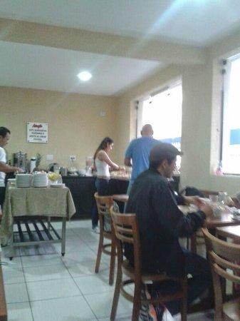 Hotel Calstar : Desayuno