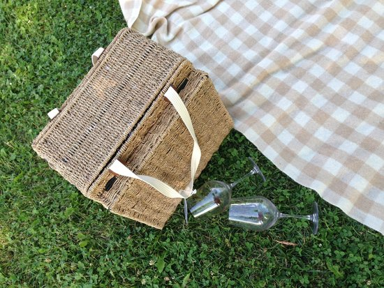 AWAY in the County : Picnic Basket