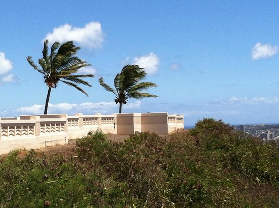 National Memorial Cemetery of the Pacific: Punch Bowl 6