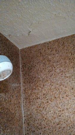 Days Inn Memphis at Graceland: above shower