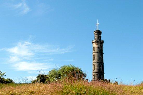 James Christie Photography - Edinburgh Photography Tours Limited: Nelson's monument