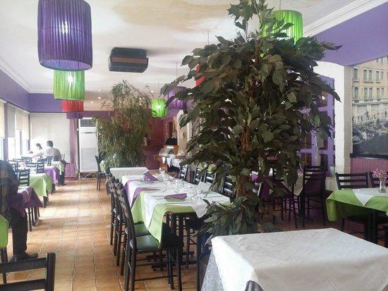 Le Relais Hotel: Sala Pranzo