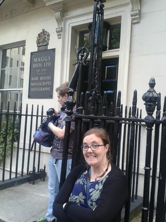 Best Tours: 50 Berkeley Square: The most haunted house in London