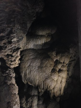 The Chateau at the Oregon Caves: Inside the cave