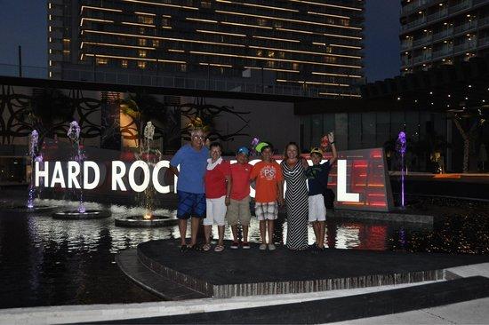 Hard Rock Hotel Cancun: Unas vacaciones inolvidables!!