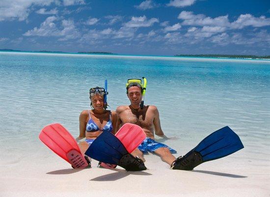Sands Villas : A snorkellers paradise