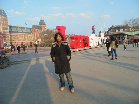 Hauptbahnhof: Amsterdam