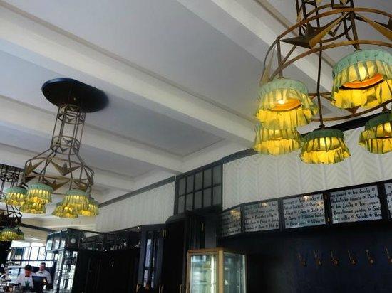 Grand Cafe Orient : interior