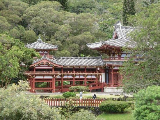 Byodo-In Temple: Byodo Temple 2