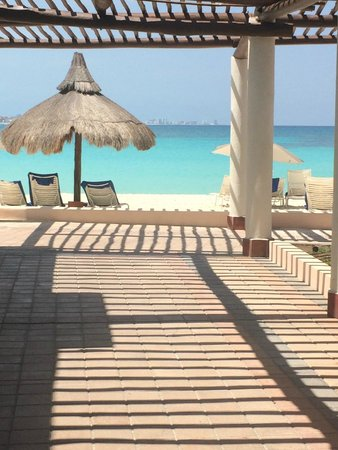 Club Med Cancun Yucatan: Picture from reception area
