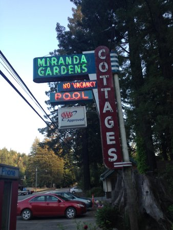 Miranda Gardens Resort : This place has been here awhile!