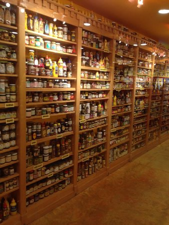 National Mustard Museum: State by state mustard collection