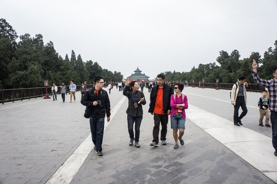 Catherine Lu Tours with our guide, Lucy.