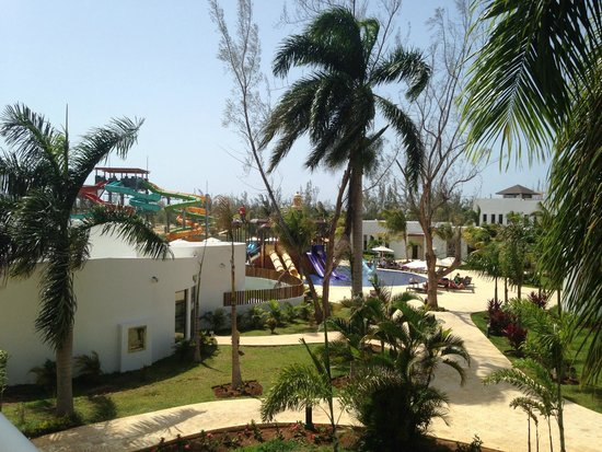 Royalton White Sands Resort: view from room