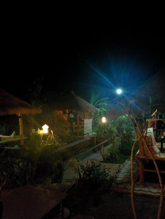 The Chili : cosy garden dining, amazing staff & food!!