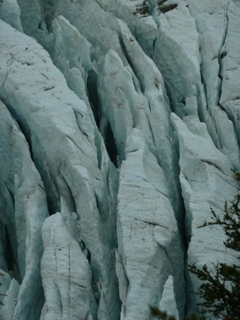 Crevasses - Glacier des Bossons