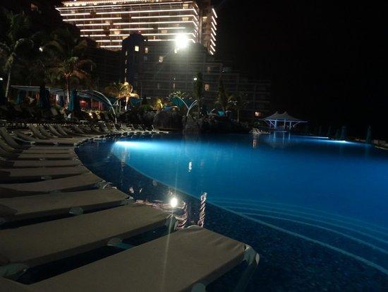 Hard Rock Hotel Cancun : Pool