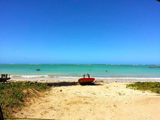 Sao Miguel dos Milagres Beach: paraiso
