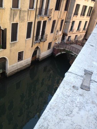 Residence Ca' Foscolo: Our Canal