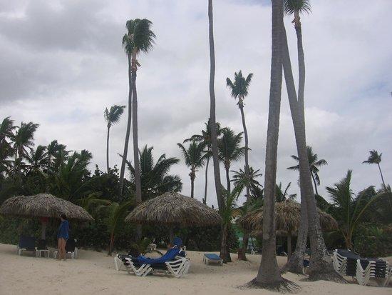 Grand Palladium Punta Cana Resort & Spa: journée nuageuse