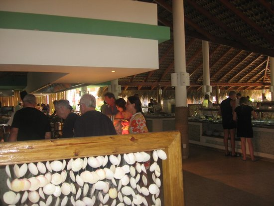 Grand Palladium Punta Cana Resort & Spa: Resto de la plage