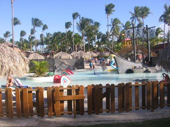 Grand Palladium Punta Cana Resort & Spa : jeux d'eau