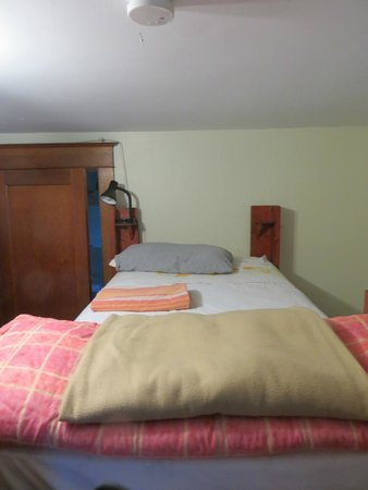 Digby Backpackers Inn: Bunkbead